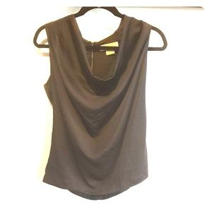 Michael Michael kors drapey sleeveless top 4
